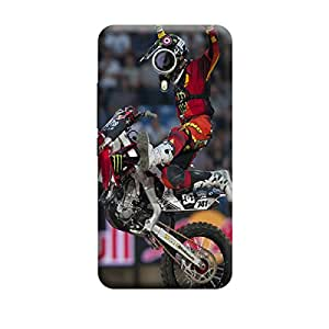 iShell Premium Printed Mobile Back Case Cover With Full protection For Micromax Canvas Xpress 2 E313 (Designer Case)