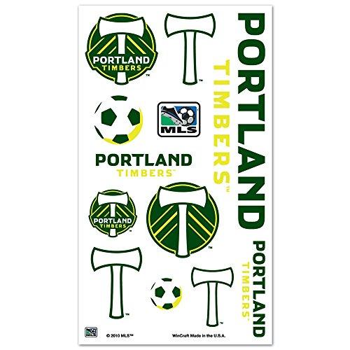 SOCCER Portland Timbers 14917010 Tattoos - 1