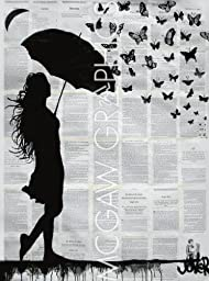 Butterfly Rain By Loui Jover Art Print Poster 14\