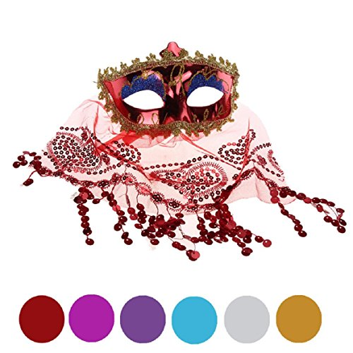 Susenstone®Butterfly Mask for Party