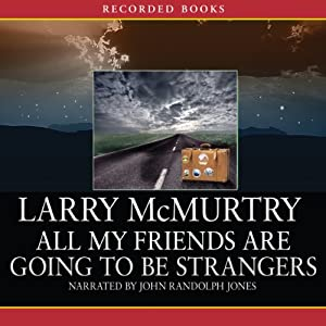 All My Friends are Going to be Strangers Audiobook
