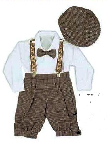 Newborn Boys Outfits back-419715