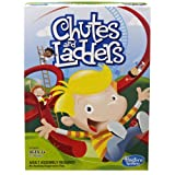 Hasbro Games Chutes And Ladders Board Game