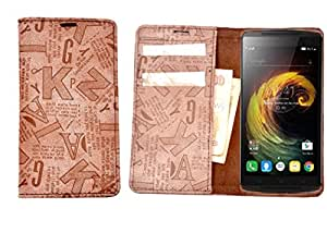 R&A Pu Leather Wallet Case Cover For Sony Xperia Z1 Mini