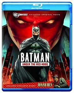 Batman Under The Red Hood Blu-ray