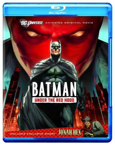 Batman Under The Red Hood Blu-ray
