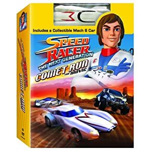 Speed Racer: The Next Generation - Comet Run movie