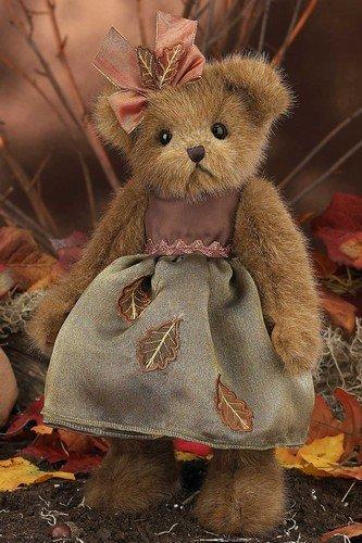 Bearington Bear Plush Alexis Autumn