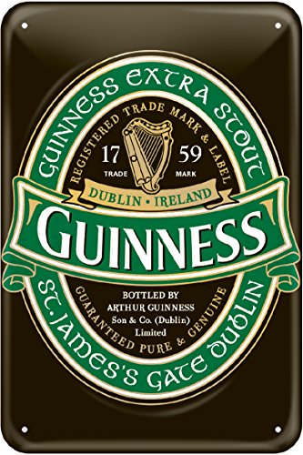 guinness-metal-sign-with-iconic-ireland-label-20cm-x-30cm