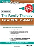 img - for The Family Therapy Treatment Planner, with DSM-5 Updates, 2nd Edition (PracticePlanners) book / textbook / text book
