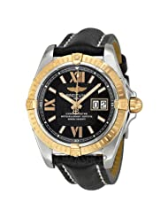 Cheap Price Breitling Men's B1335812-A579BRLT Chrono Cockpit Mother-Of-Pearl Dial Watch USA Sale
