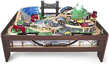 Imaginarium Metro Line Train Table
