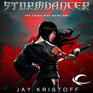 Stormdancer Audiobook