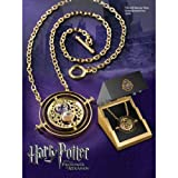 Hermione's Time Turner (Gold Plated Sterling Silver)