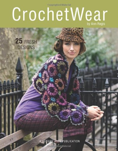 CrochetWear  (Leisure Arts #4799)