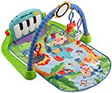 #2: Fisher Price Kick and Play Piano Gym, Multi Color