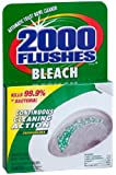 2001 Flushes 290074 Bleach Chlorine Antibacterial Automatic Toilet Bowl Cleaner, 1.25 oz