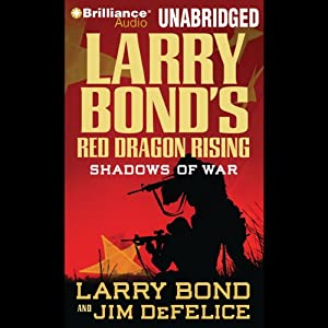 Red Dragon Rising Audiobook