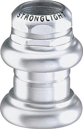 """STRONGLIGHT Steuersatz """"A9 JD"""" 1″, Alu, silber, Gabelkonus 26,4 mm Silber silber 25.4 mm"""