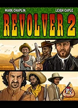 Revolver 2 Last Stand at Malpaso Card Games