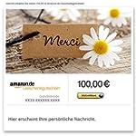 Amazon.de Gutschein per E-Mail (Danke...