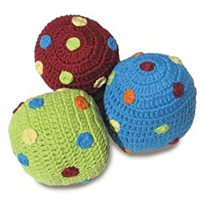 Spot Ball Rattles by Yellow Label