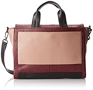 French Connection Cosmic Tote,Blush Multi,One Size