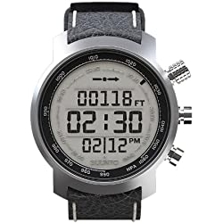 Suunto Elementum Terra Sports Watch Black Leather