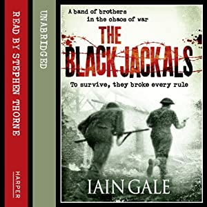 The Black Jackals | [Iain Gale]