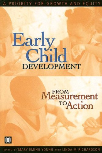 Early Childhood Development from Measurement to Action: A Priority for Growth and Equity