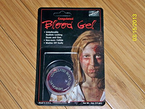 Coagulated Blood Gel .5 oz. (1 per package) - 1
