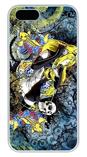 iPhone 5 5S Case Cool Skull 16 Funny Lovely Best Cool Customize iPhone 5S Cover White