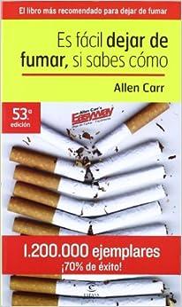 El artículo en zozh como a dejar fumar