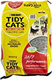 GOLDEN CAT COMPANY 702003 Tidy Cats Long Lasting Odor Control Conv Tough Bag, 40-Pound