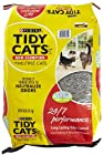 GOLDEN CAT COMPANY 702003 Tidy Cats Long Lasting Odor Control Conv Tough Bag, 40-Pound