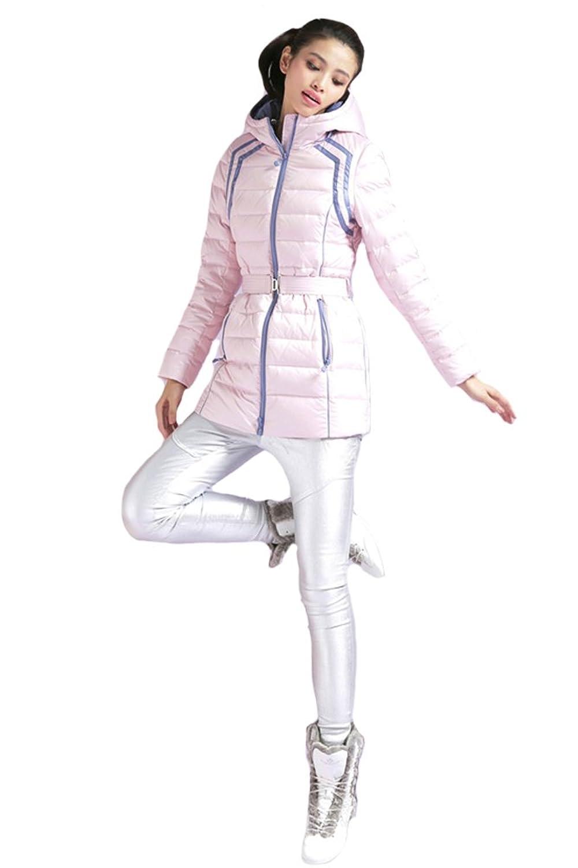 queenshiny Damen Daunenjacke Mantel Jacke mit Kapuze Winter günstig online kaufen