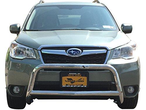 VANGUARD 2014-2016 Subaru Forester Bull A Bar S/S (Subaru Bull Bar compare prices)
