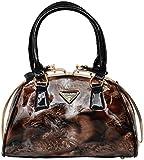 Urbane chics Women's Handbag (Brown, CU-30Brown1)