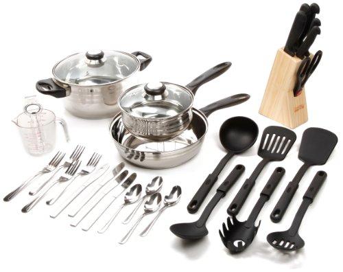 Chef Du Jour  Piece Kitchen Combo Set Review