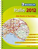 echange, troc Collectif Michelin - Atlas routier Italie 2012