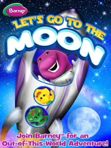 Barney: Let's Go To The Moon - Charlotte Spivey