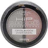 L'oreal Hip Studio Secrets Professional Crystal Shadow Duo, Romantic 919, 2 Ea