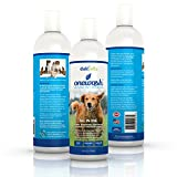 Natural Dog Shampoo & Conditioner All In One! - Cleans, Conditions, Deodorizes, Detangles & Moisturizes; Best Dog Shampoo for Dogs with Sensitive Skin; Provides Itch Relief and Scratch Relief; Premium Veterinary Grade Professional Strength; Eco-friendly; 100% Money Back Guarantee