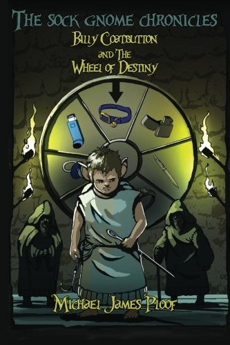 Billy CoatButton and the Wheel of Destiny (The Sock Gnome Chronicles (Book 1)) | freekindlefinds.blogspot.com