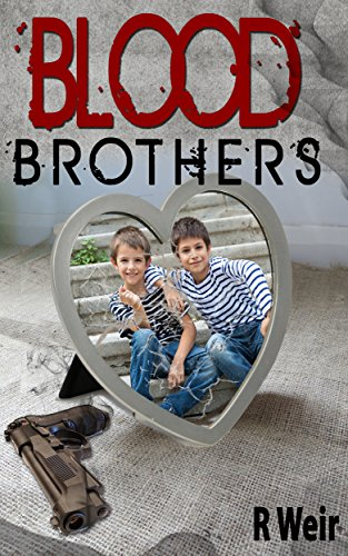 Blood Brothers: A Jarvis Mann Detective Novel by R Weir ebook deal