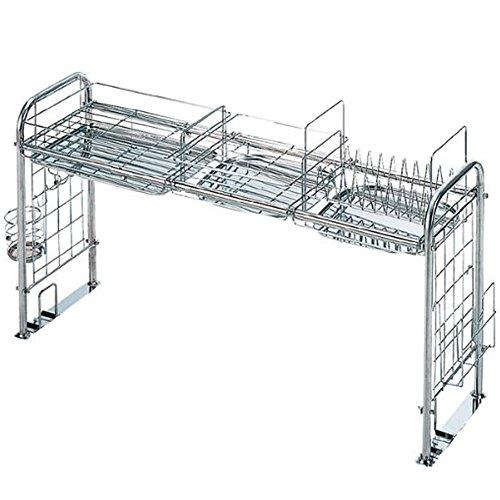 杉山金属 シンク上部ラック キチンとキッチン収納 KS-2712
