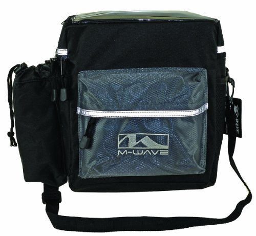 M-Wave Clip-on Bicycle Handlebar Bag