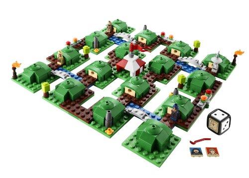Imagen principal de LEGO El Señor de los Anillos - Juegos de Mesa 3920 - The Hobbit