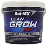 Sci-MX Nutrition Lean Grow MRF 5000 g Strawberry Lean Muscle and Strength Shake Powder