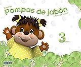 Pompas De Jabon 3 Años. (3 Trimestres) editado por Algaida